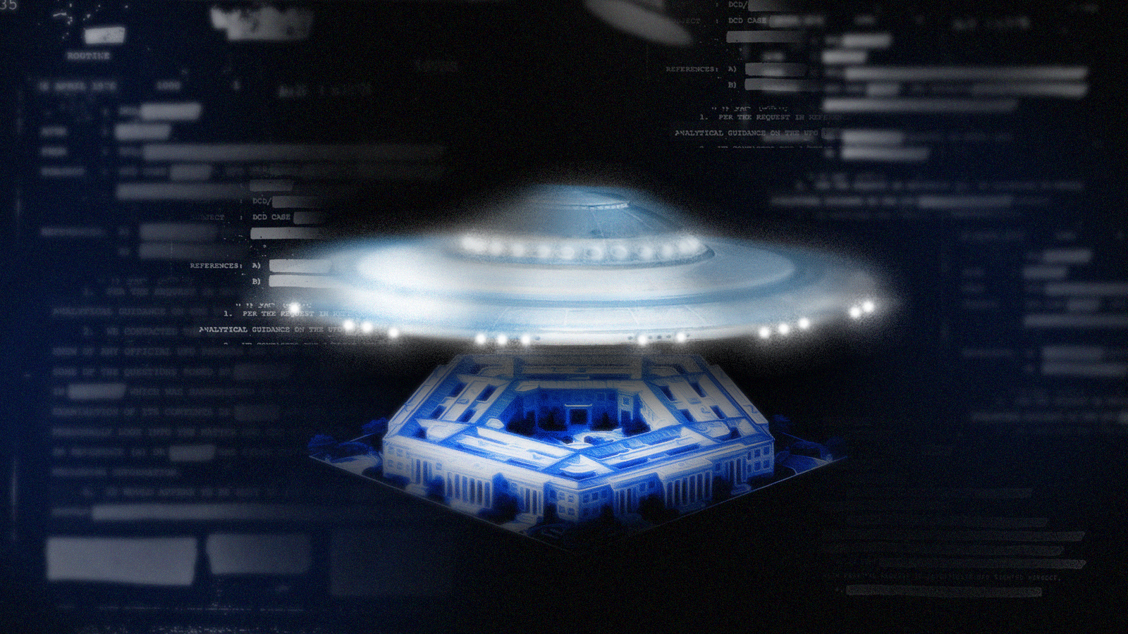 That Pentagon UFO report is coming soon.  All you need to know
