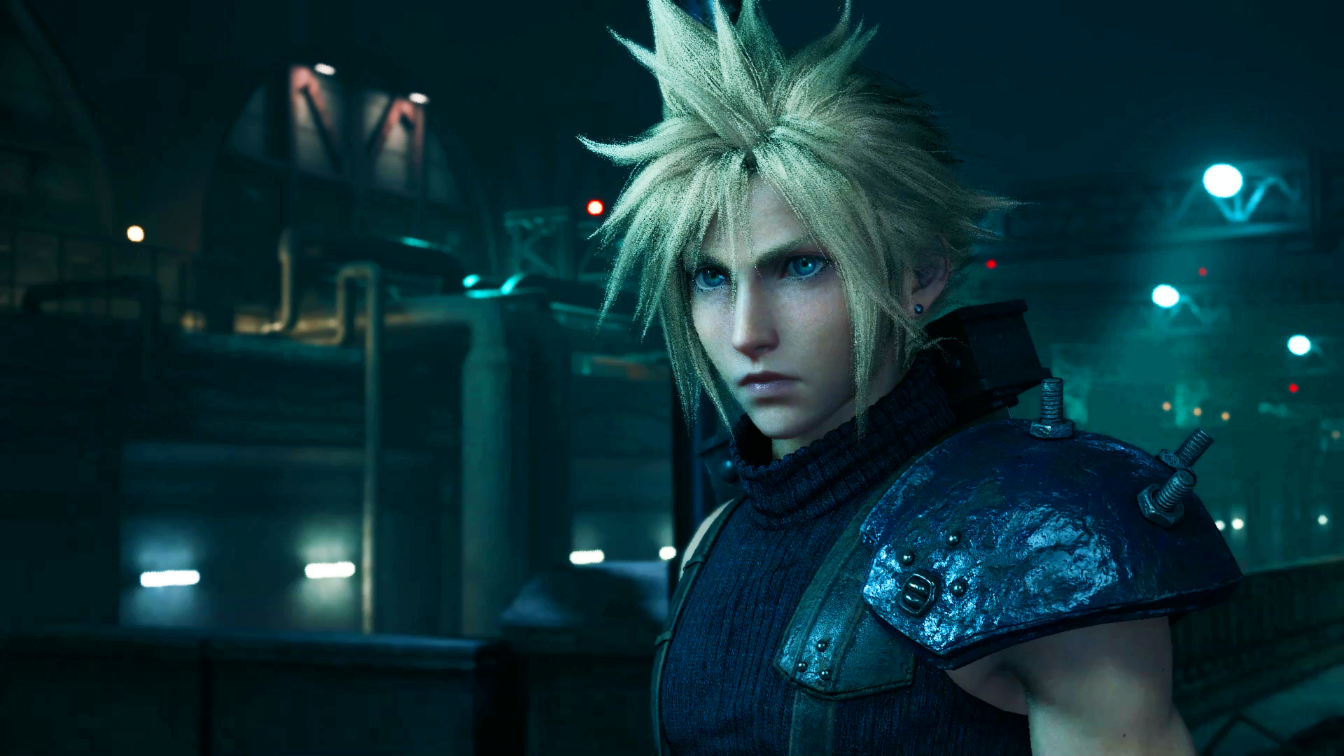 Video: Final Fantasy 7 Remake is utterly spectacular
