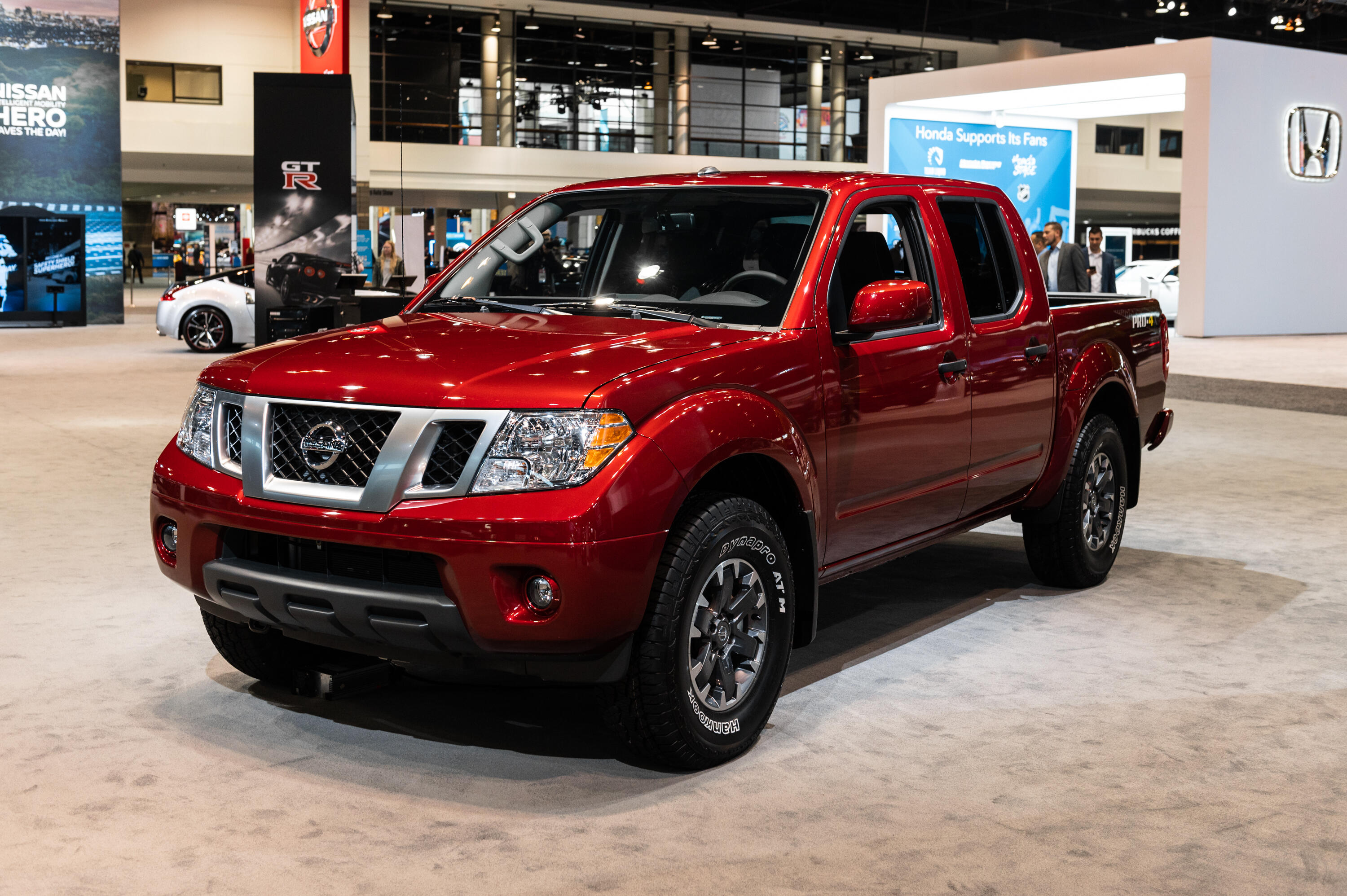 2021 Nissan Frontier Is Basically All New Should Be More Efficient Roadshow