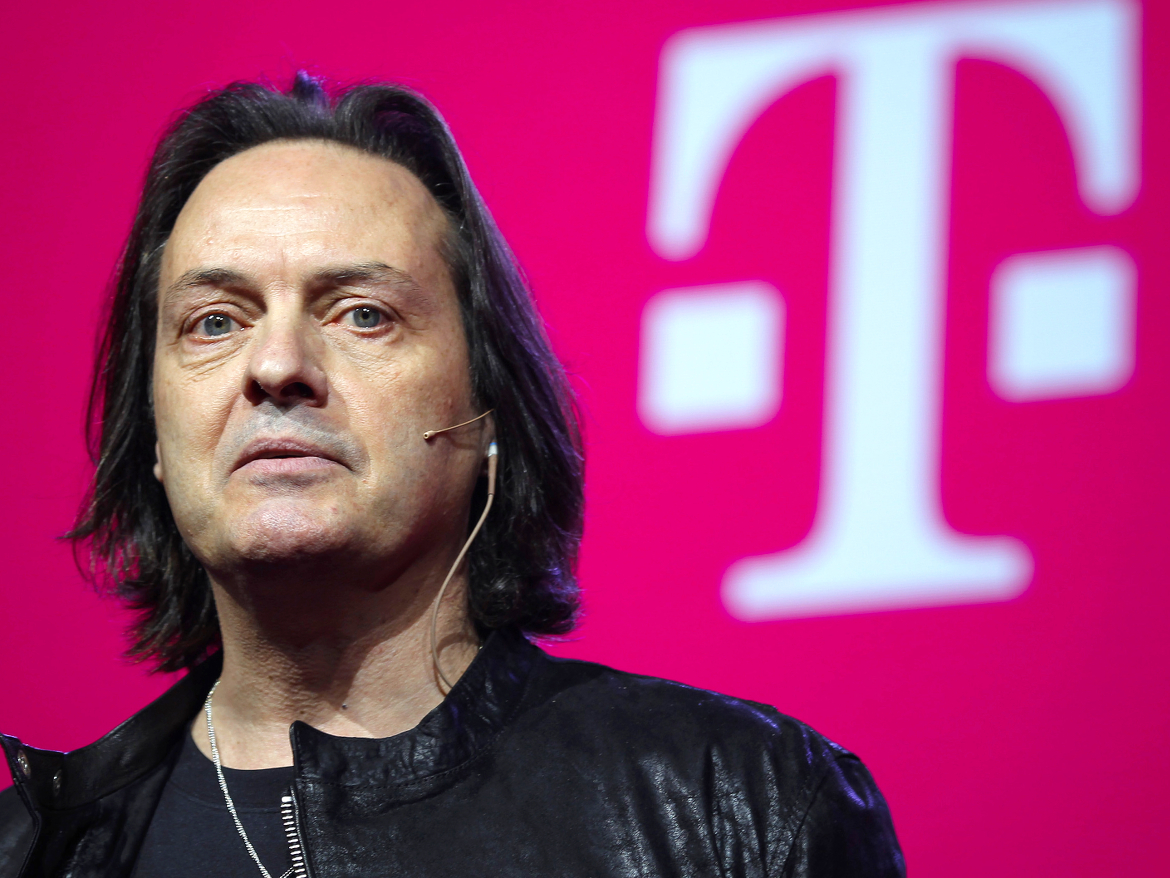 """T-Mobile CEP John Legere said he was """"incredibly angry"""" about a data breach at the company that processes the wireless carrier's credit checks."""