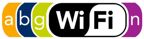 The Wi-Fi Alliance's currently certified wireless standards.