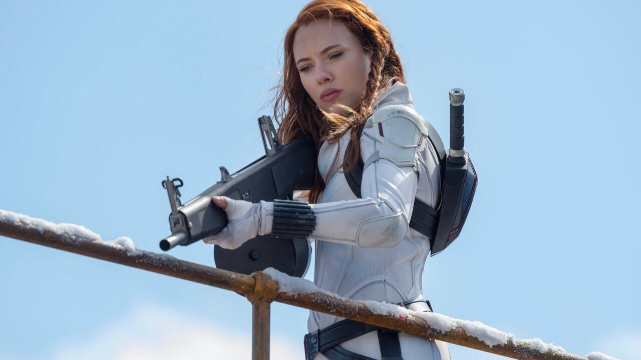 Black Widow snags $215M in biggest opening since pandemic began - CNET