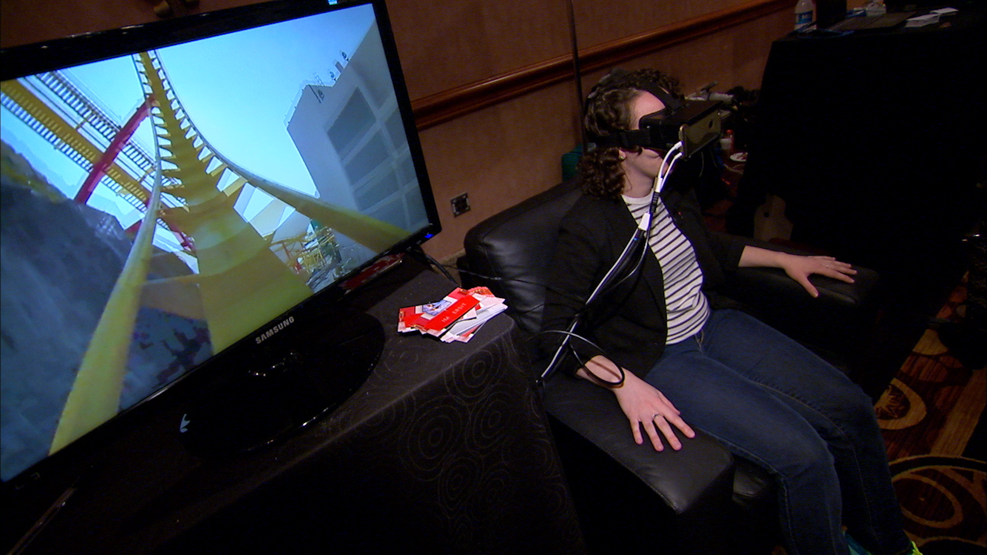 Video: Immersit makes watching a movie at home much more exciting