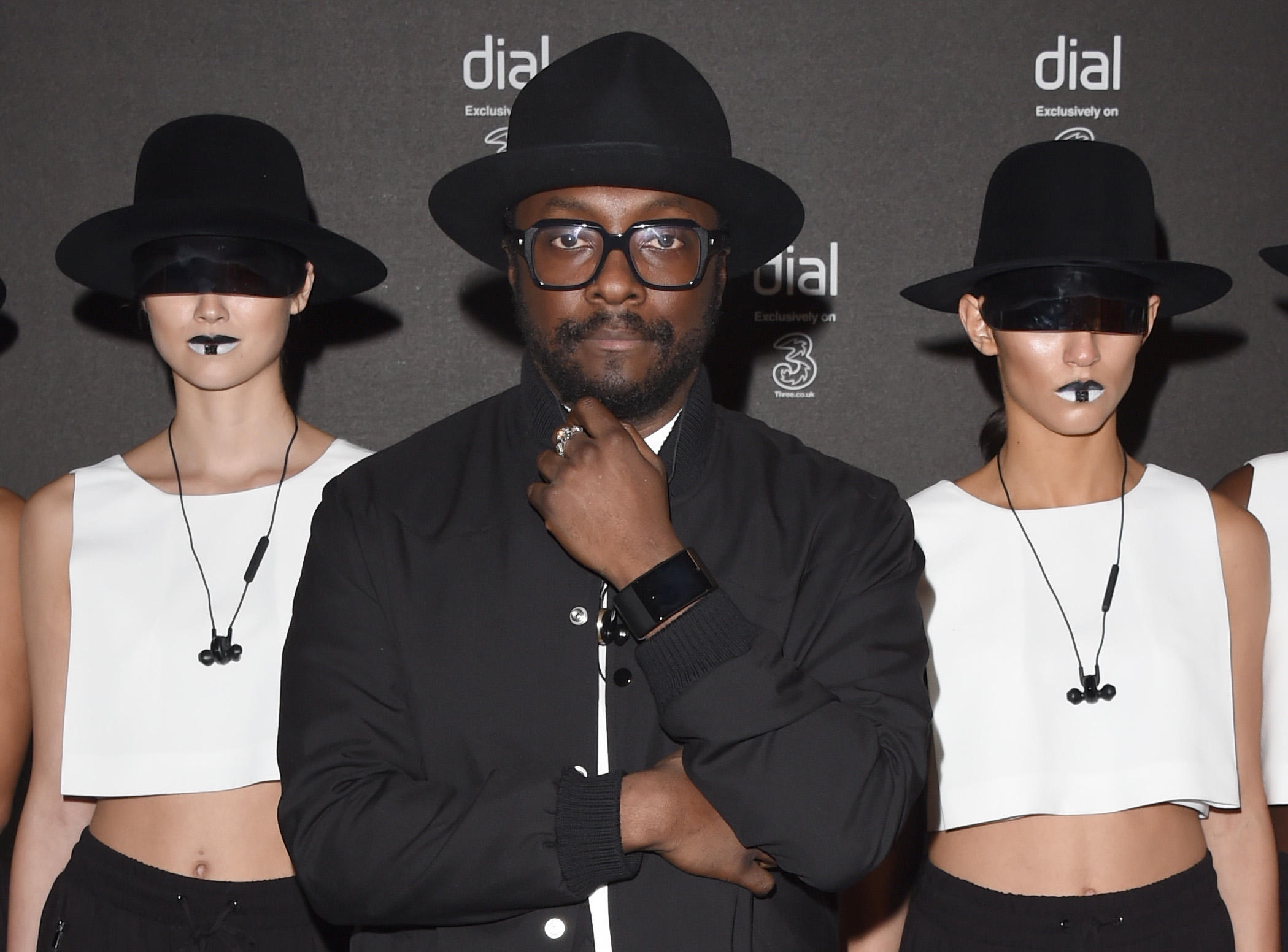 AneedA Night Out: Will.I.Am Launches Dial At Royal Albert Hall Gig Featuring Special Guests