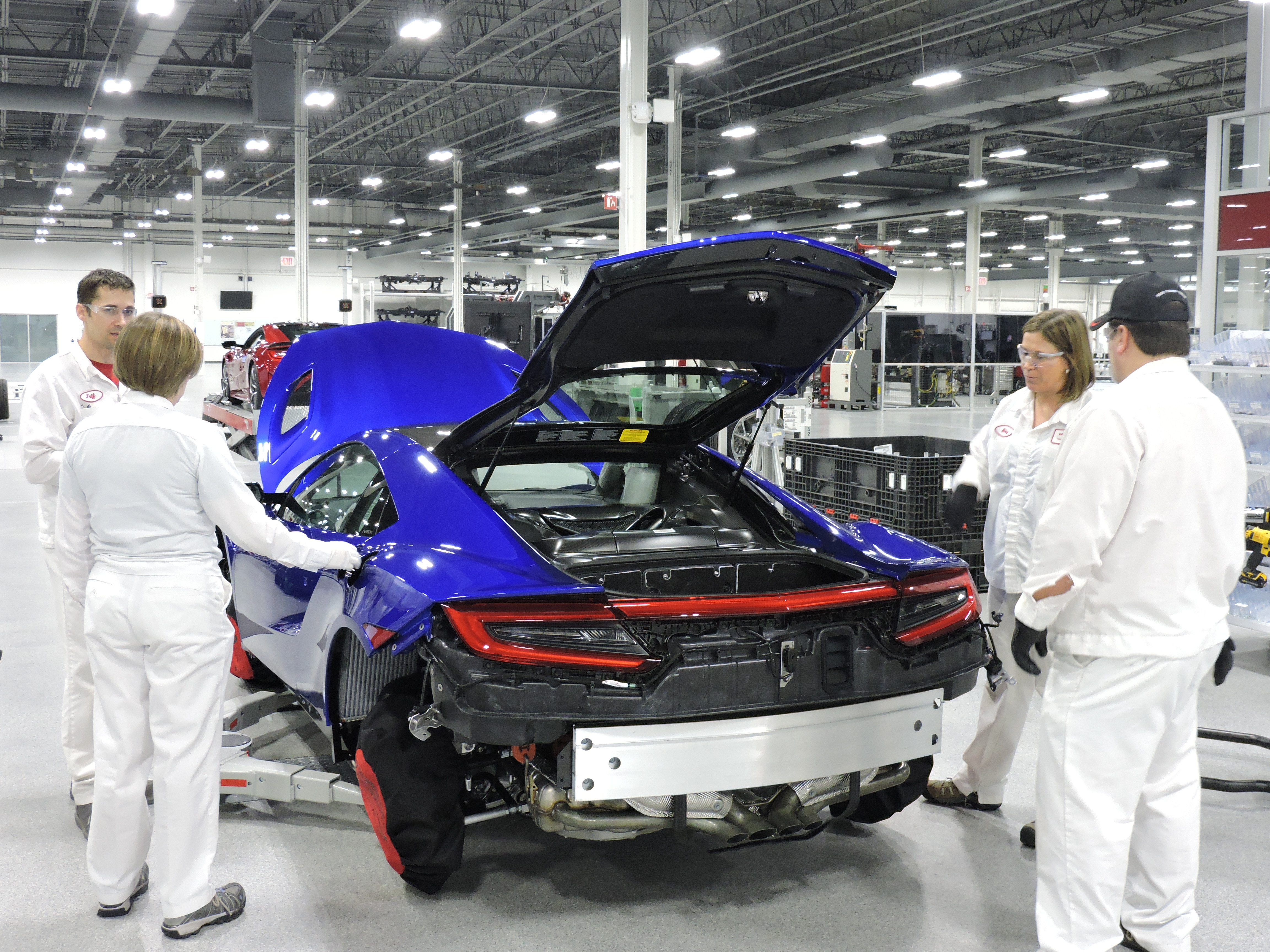 Performance Manufacturing Center
