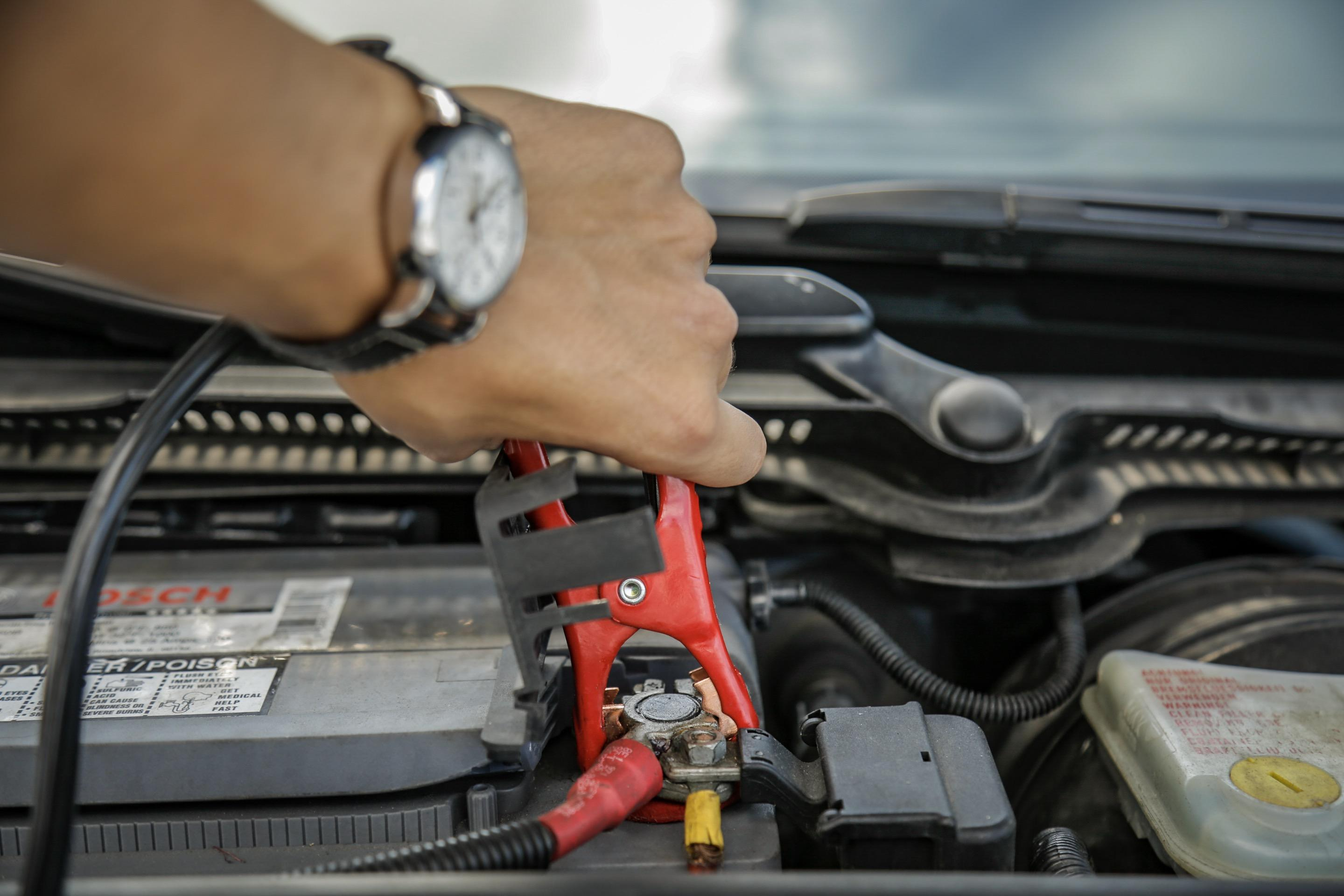 How to Jump-Start Your Car
