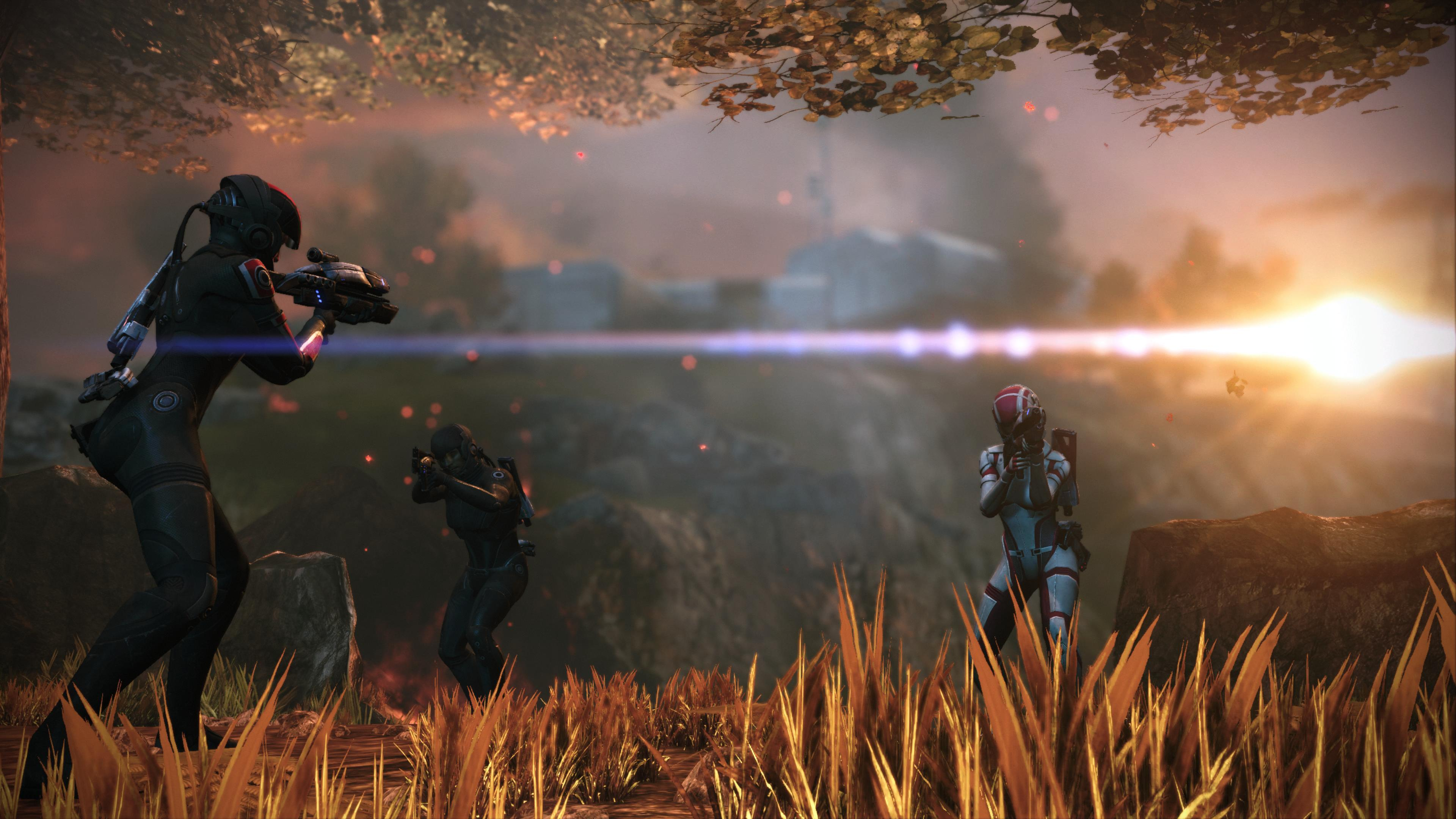 Mass Effect: Legendary Edition remasters your 2007 nostalgia beautifully     - CNET