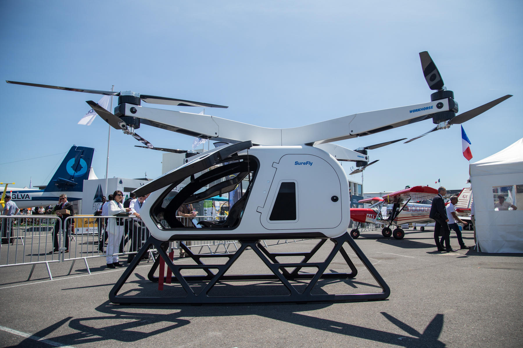 workhorse-surefly-personal-helicopter-paris-airshow-5