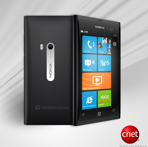 CNET's concept of the 'Sea Ray' Nokia-made Windows Phone