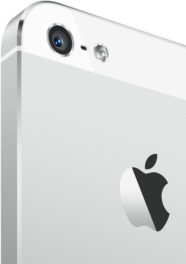 Current iPhone 5 has sapphire lens cover.