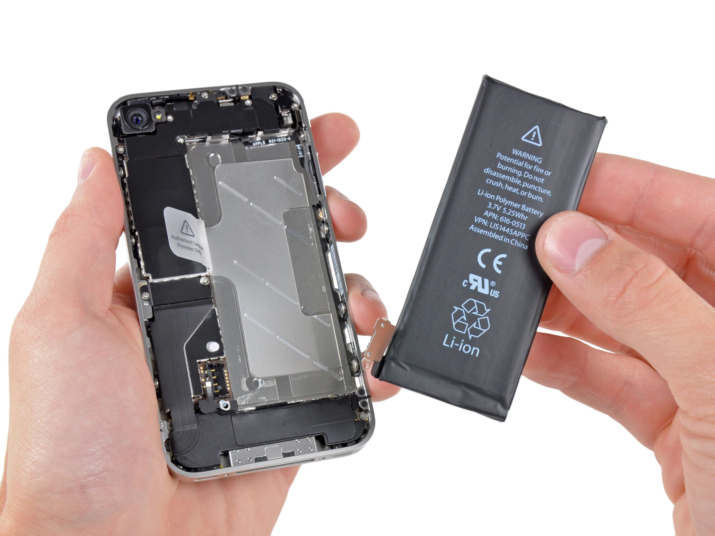 The tale of the Apple battery