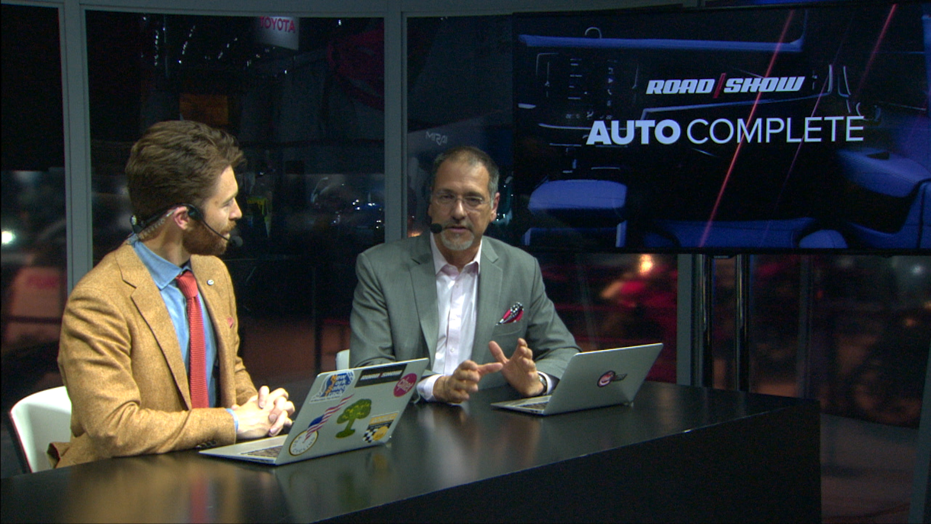 Video: Live from Detroit (Roadshow AutoComplete, Episode 1)