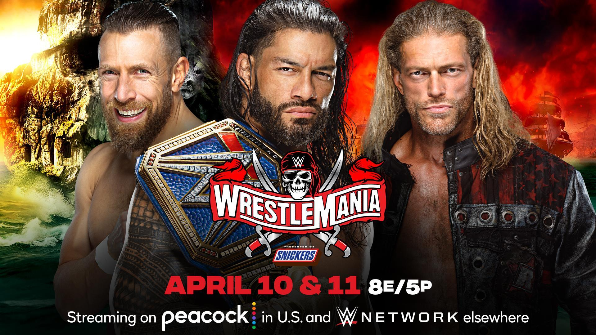 Wwe Wrestlemania 37 How To Watch Full Card Predictions And Start Times Cnet
