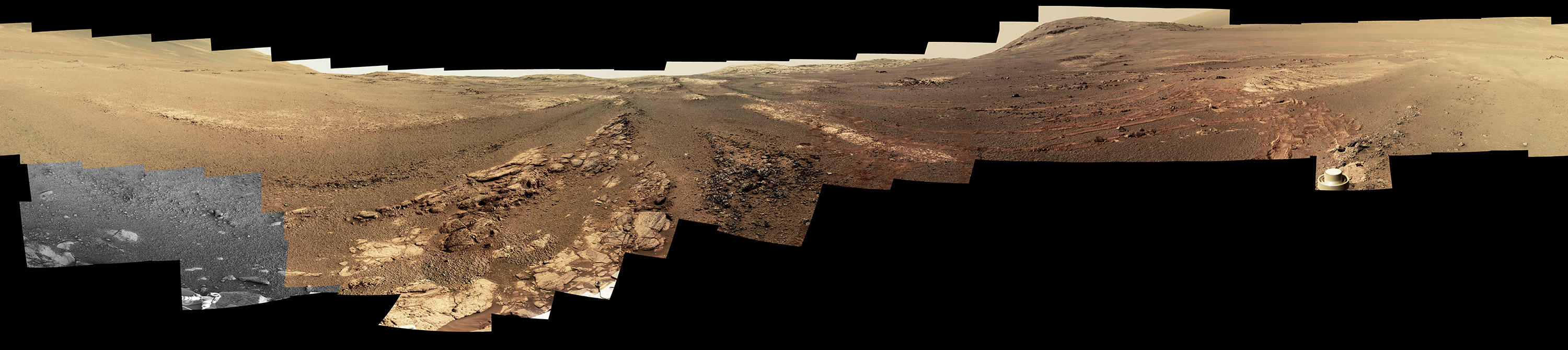 Opportunity's final panorama