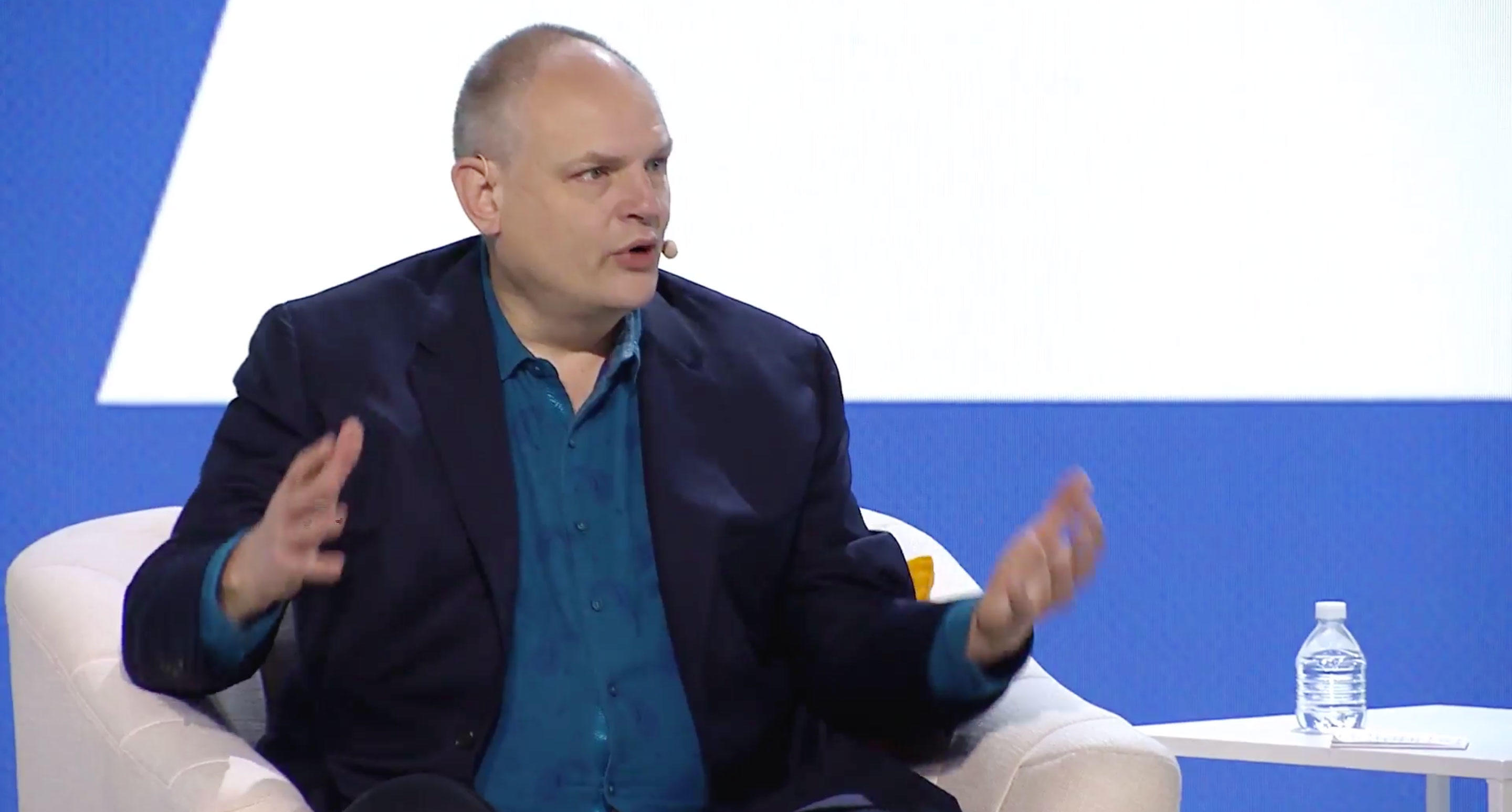 Andrew Moore, VP of AI for Google Cloud