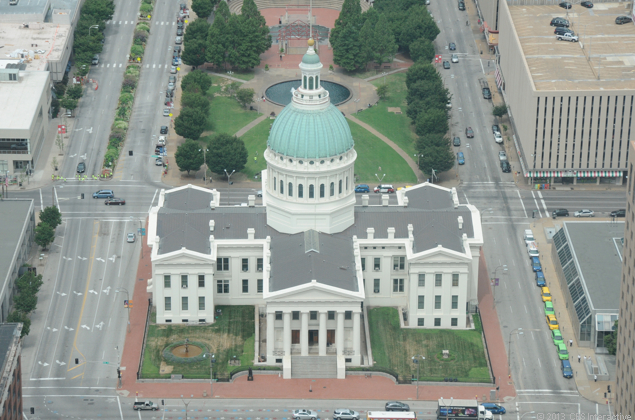 The Dred Scott Courthouse
