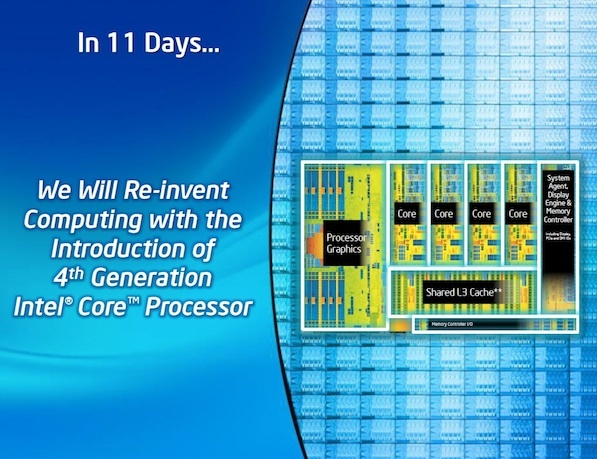 A lot is riding on Intel's Haswell chip, due very soon.