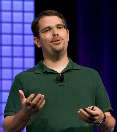 Matt Cutts, Google's antispam search engineer and part of the team that decides the strategies behind Google's algorithms.