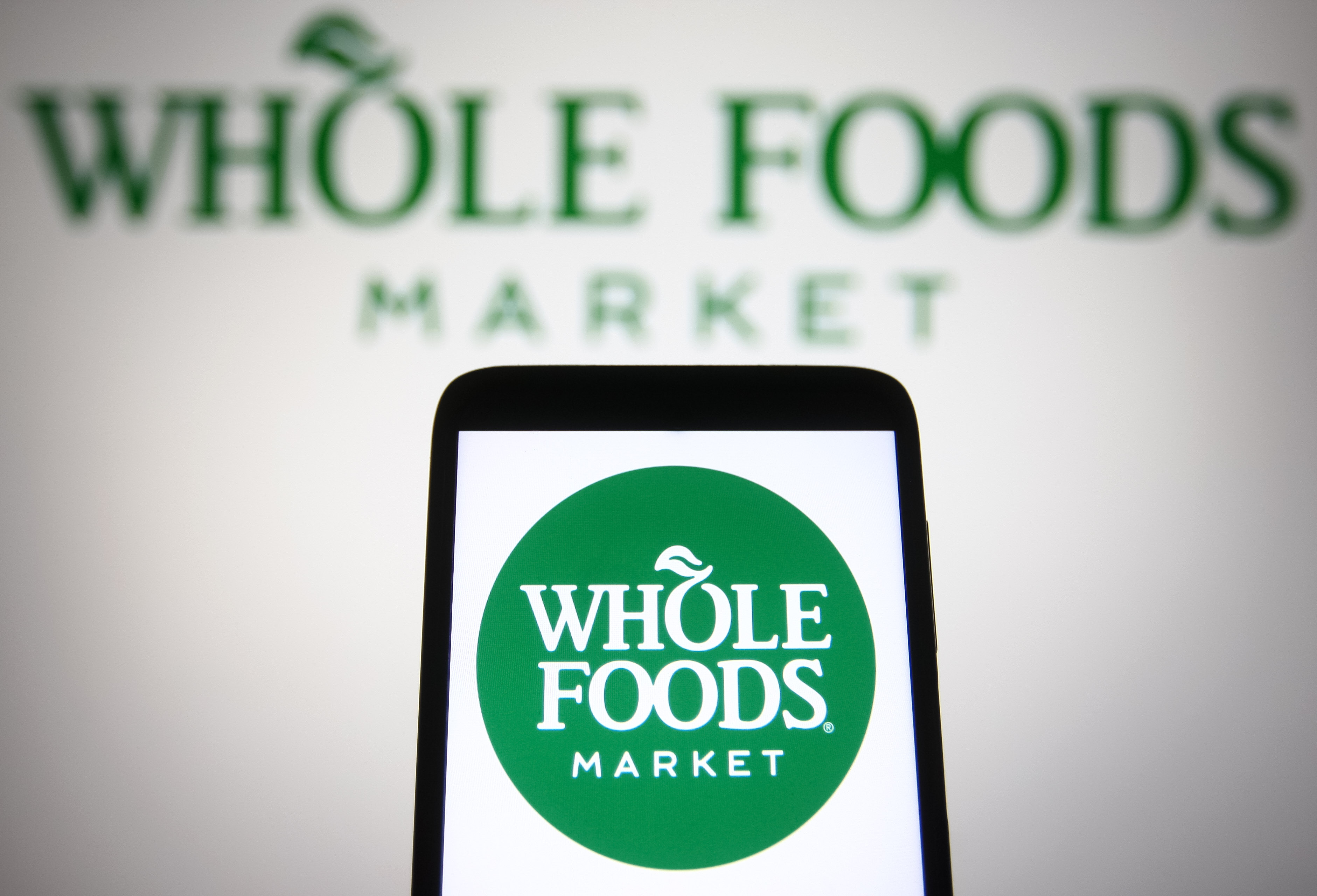 <p>Whole Foods is charging for delivery.</p>