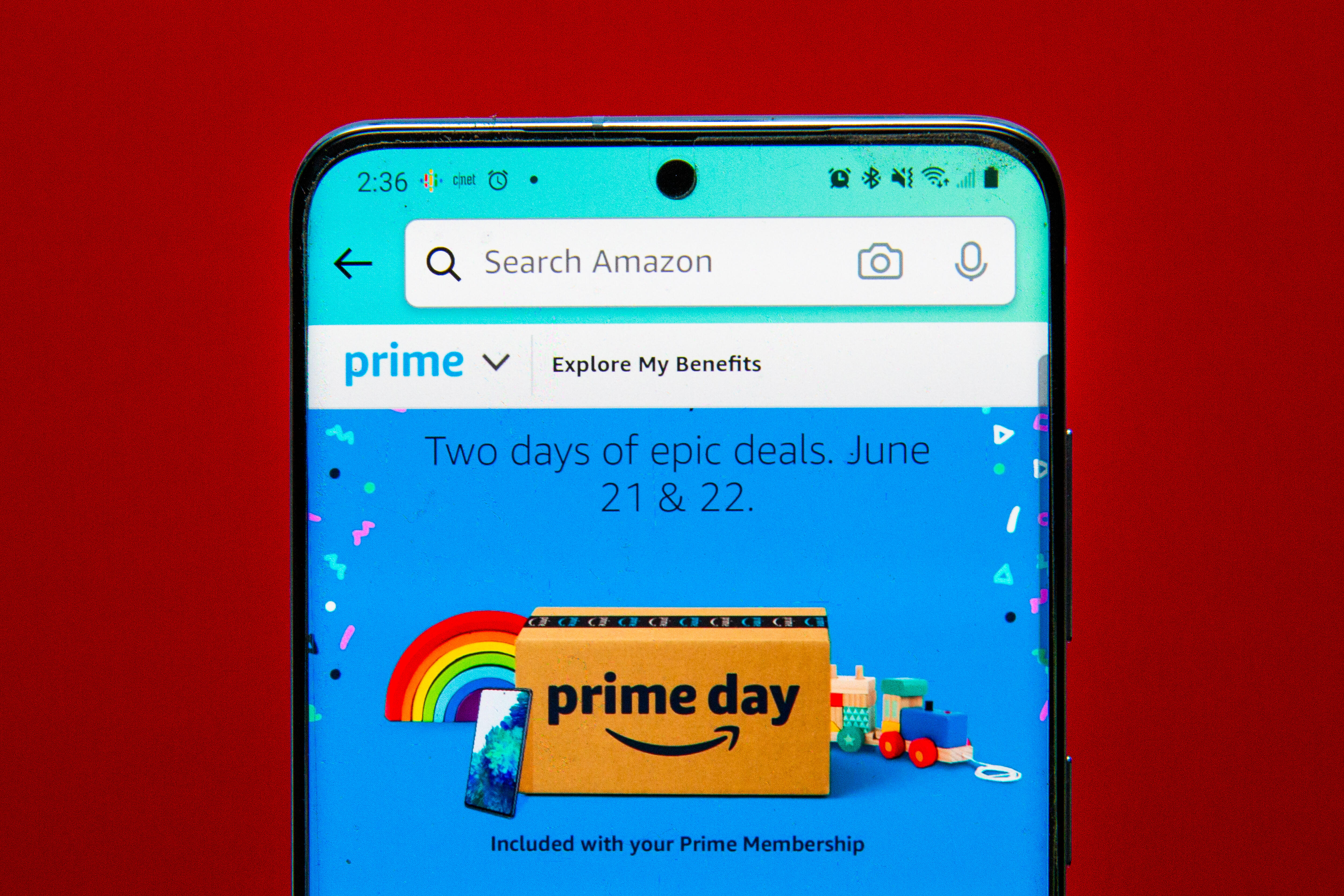 Amazon Prime Day Promotions for June 2021