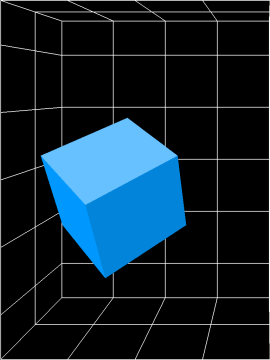 A shot of i3D app for iOS.