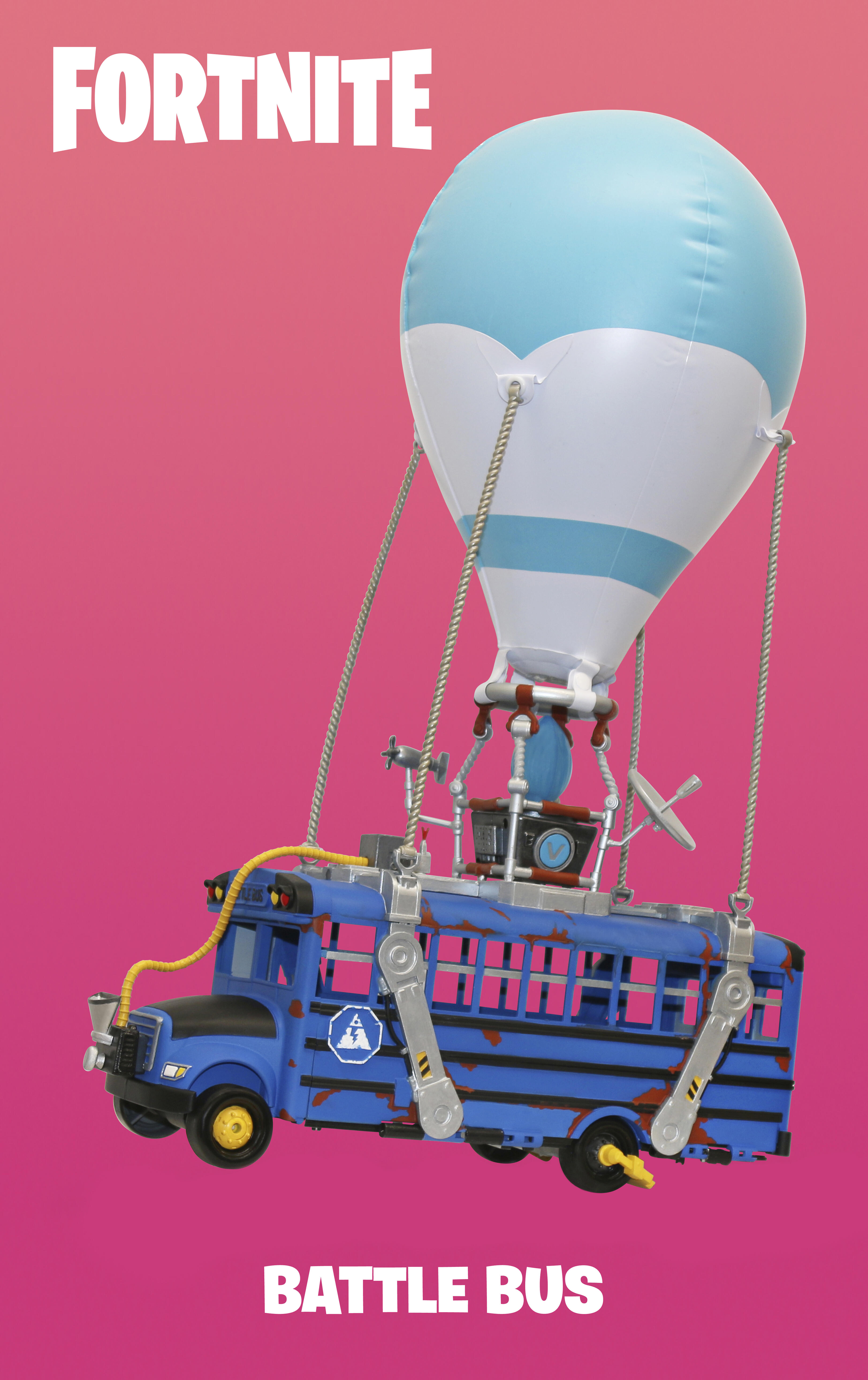 Fortnite Battlebus Images Fortnite Deluxe Battle Bus Lets You Re Create The Chapter 2 Opener Cnet