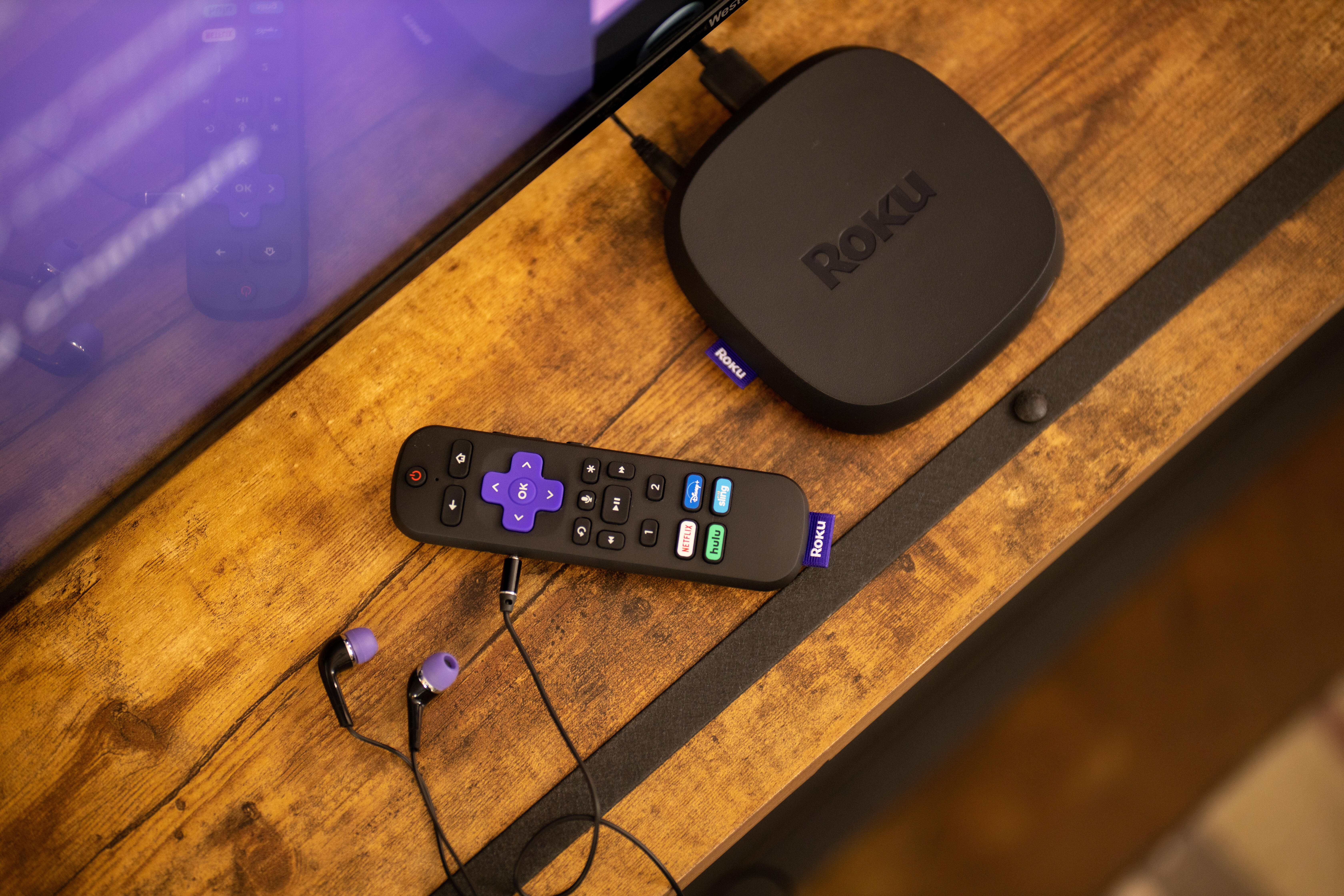 roku-ultra-with-remote-and-headphones-overhead