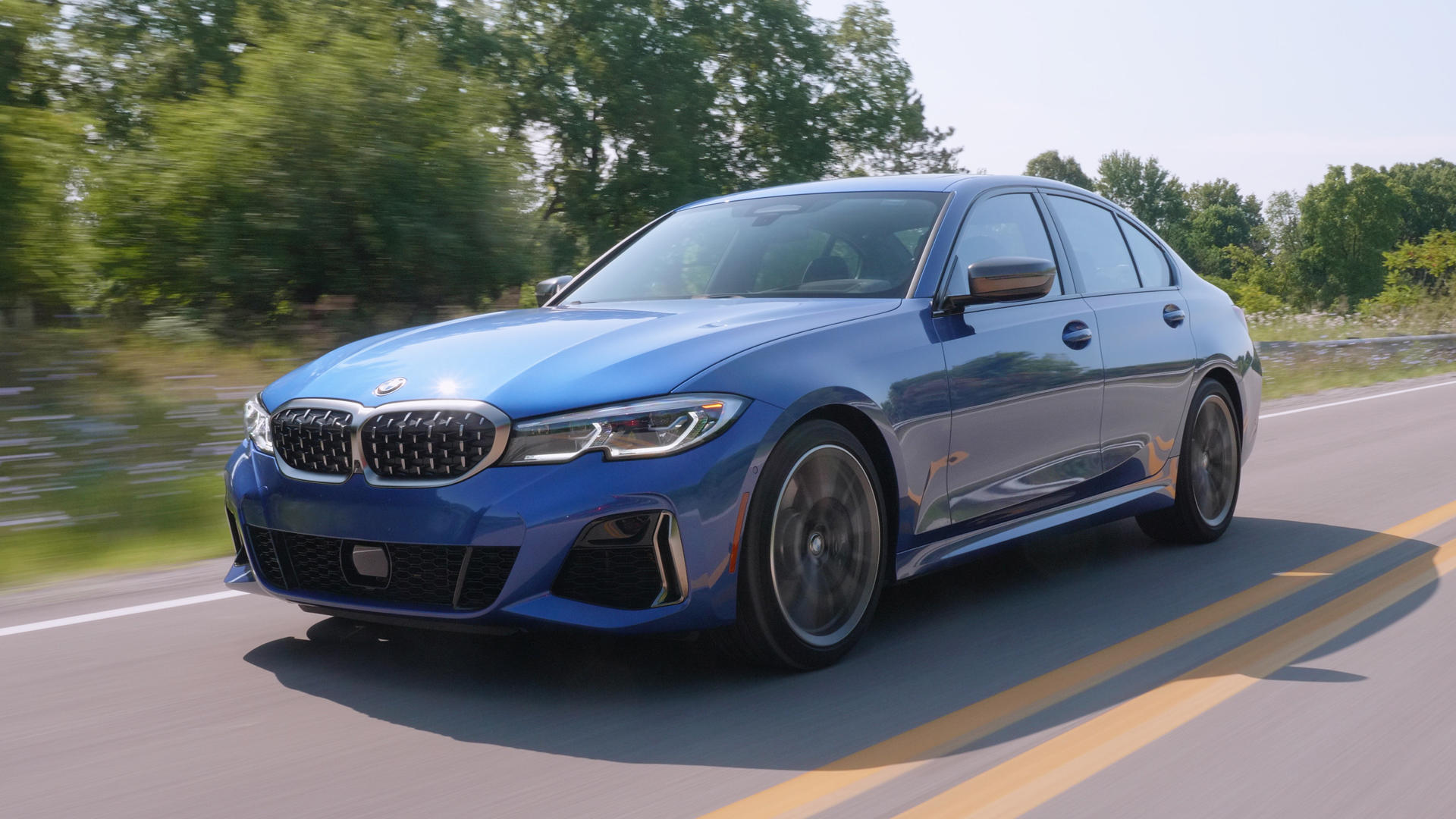 Video: 5 things you need to know about the 2020 BMW M340i
