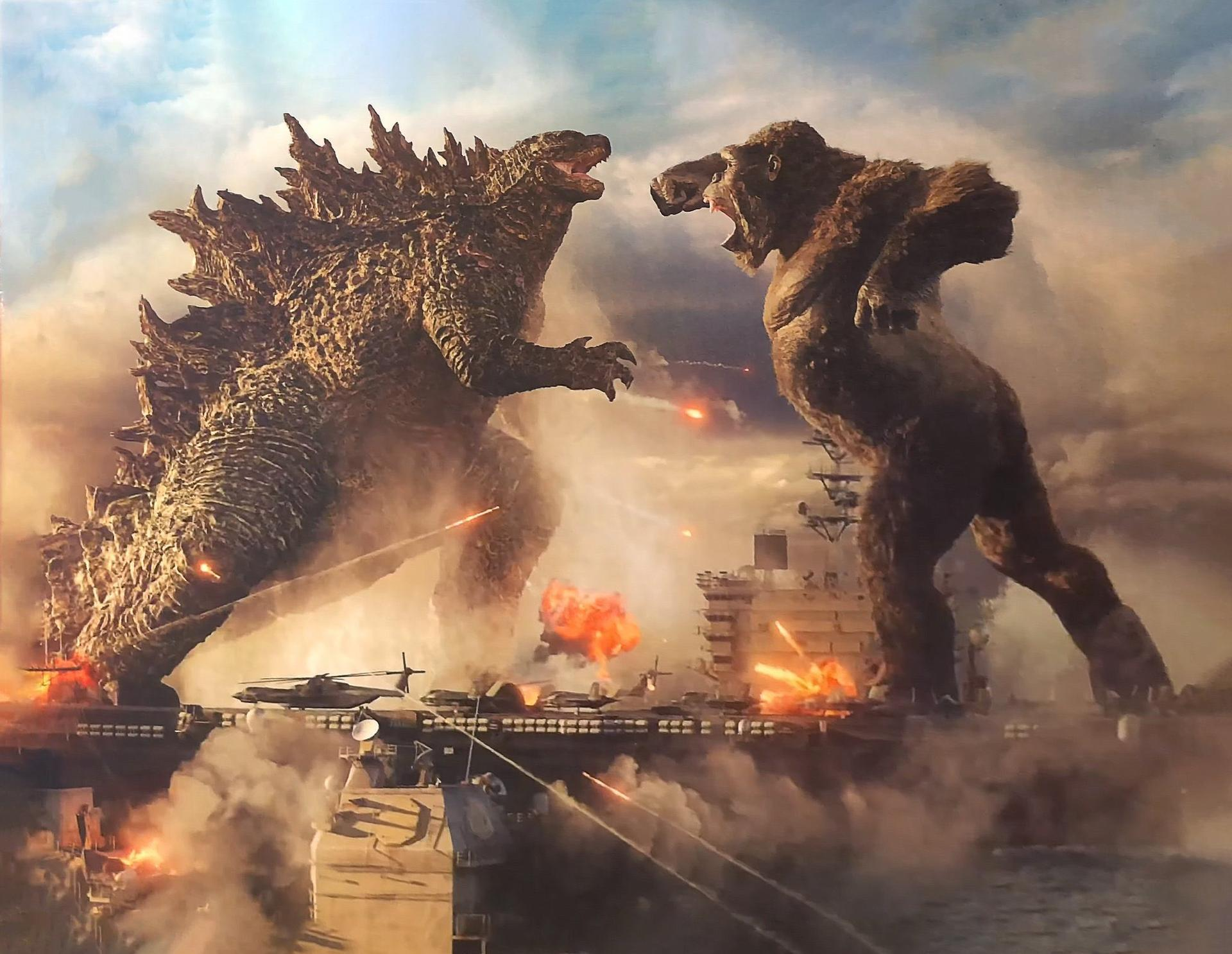 Godzilla Vs Kong On Hbo Max How To Watch Cnet