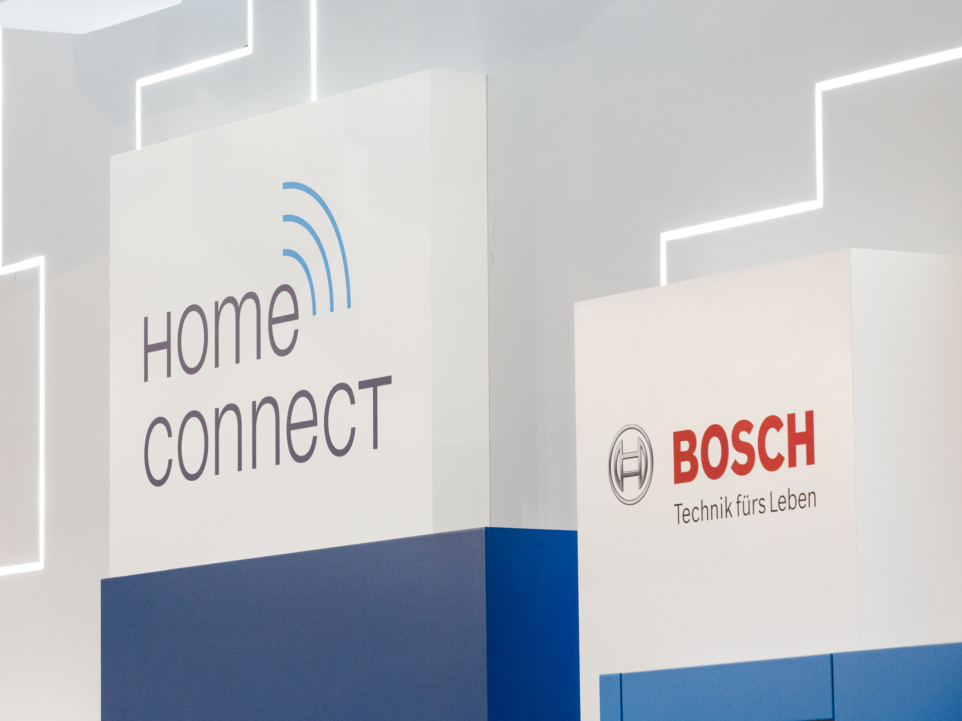 Bosch appliances with Home Connect