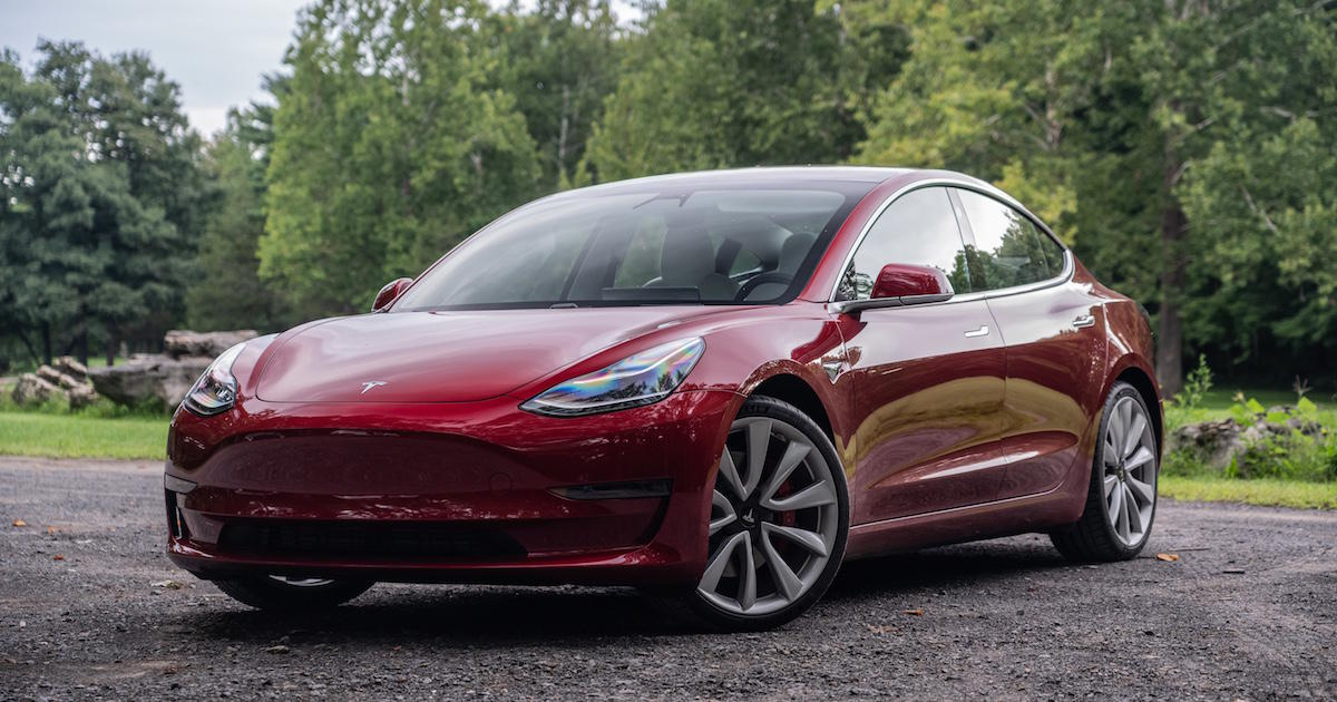 Tesla Model 3 is the most American-made car, new study says