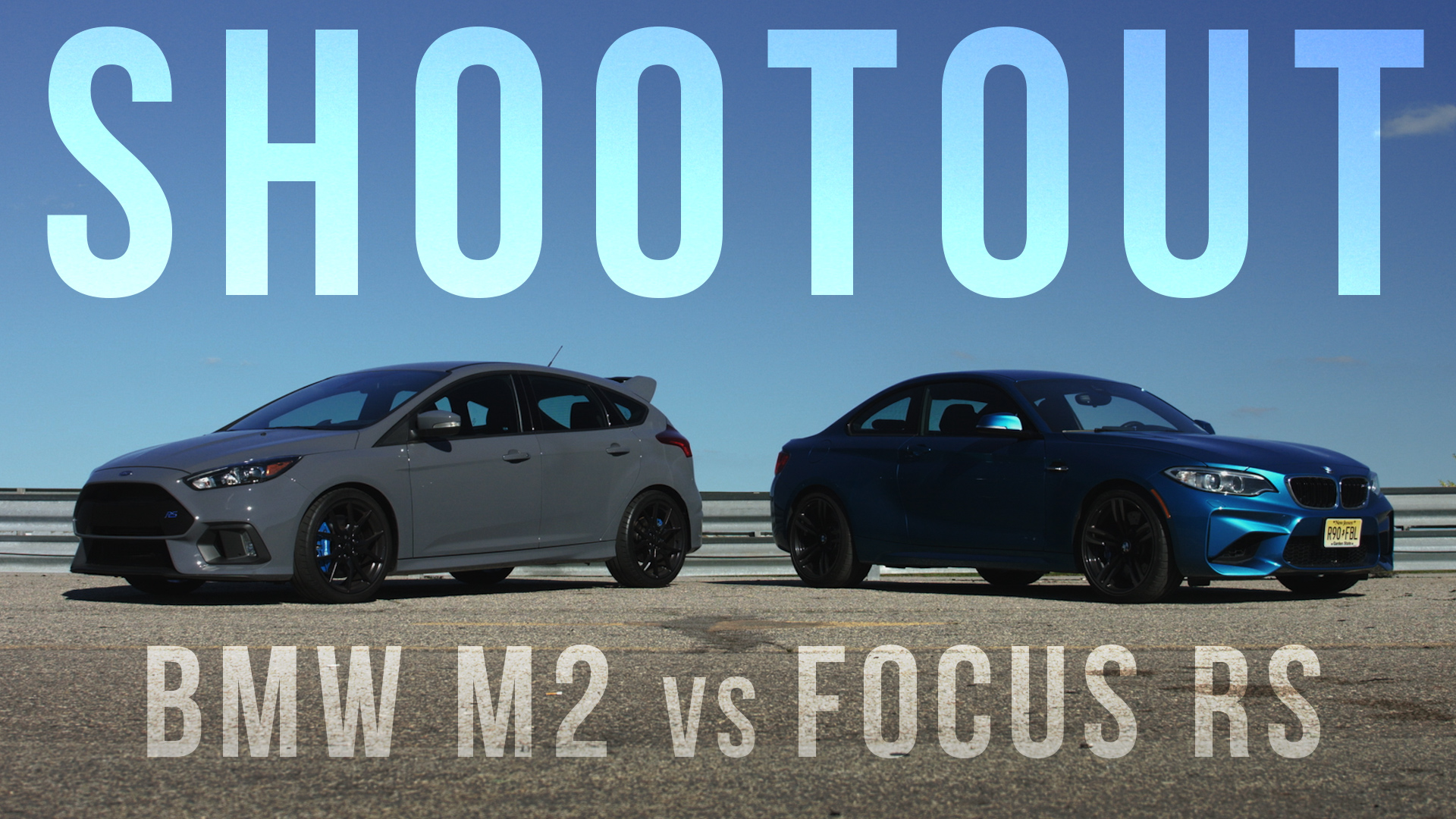 Video: Shootout: BMW M2 vs. Ford Focus RS