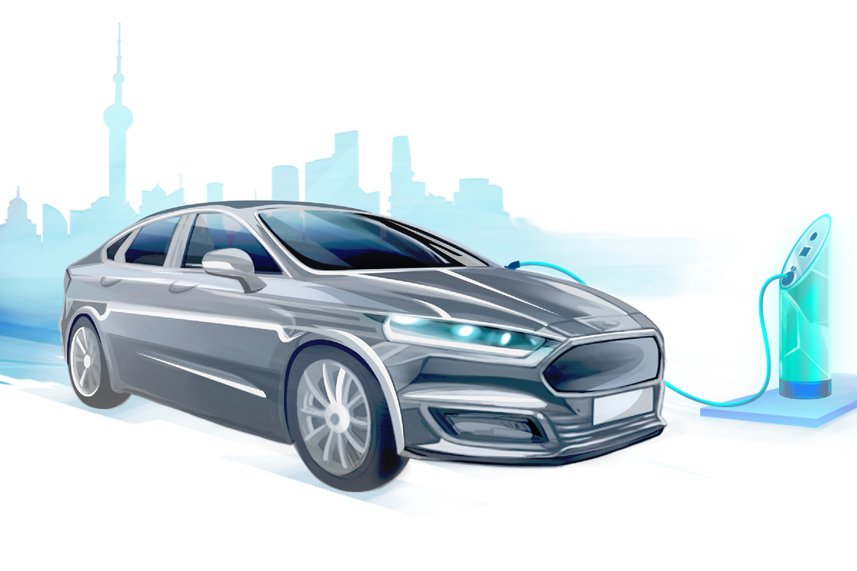 Ford China Electrification
