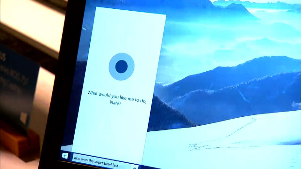 Video: Hands-on with Cortana on a Windows 10 laptop