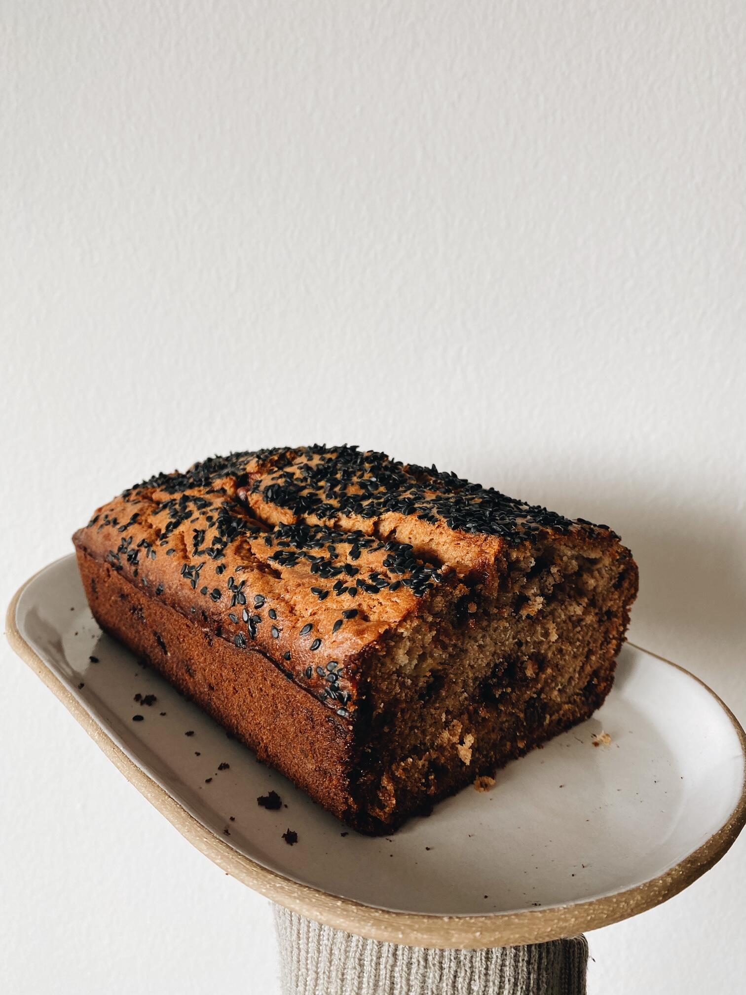 Joanne Chang's Flour Bakery banana bread, with a twist