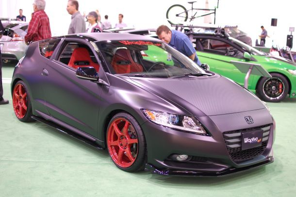2011 Honda CR-Z by Wraptivo