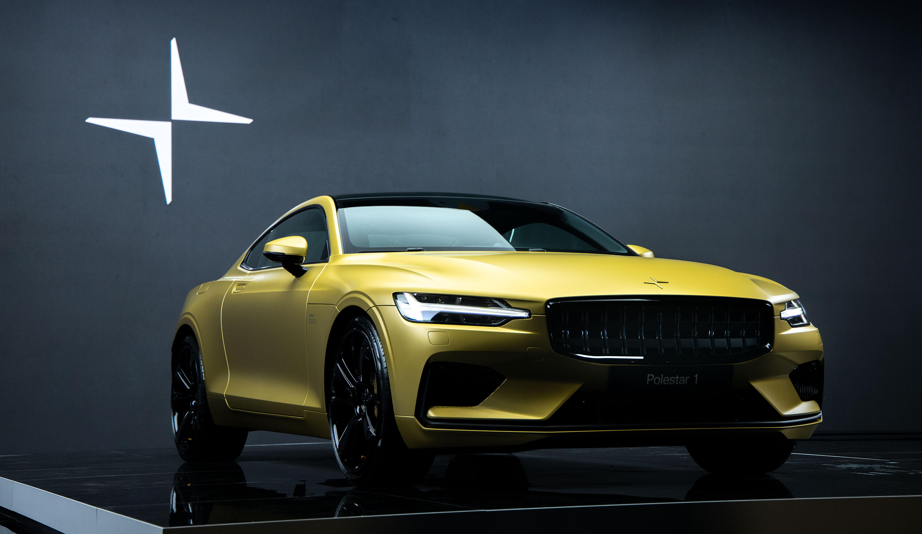 2021 Polestar 1 Special Edition brings the gold standard     - Roadshow