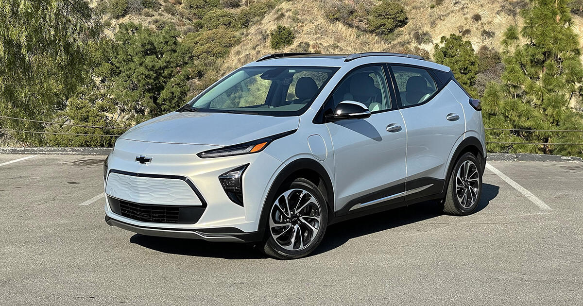 GM considering regional Bolt EV stock, taking inspiration from e-commerce     – Roadshow