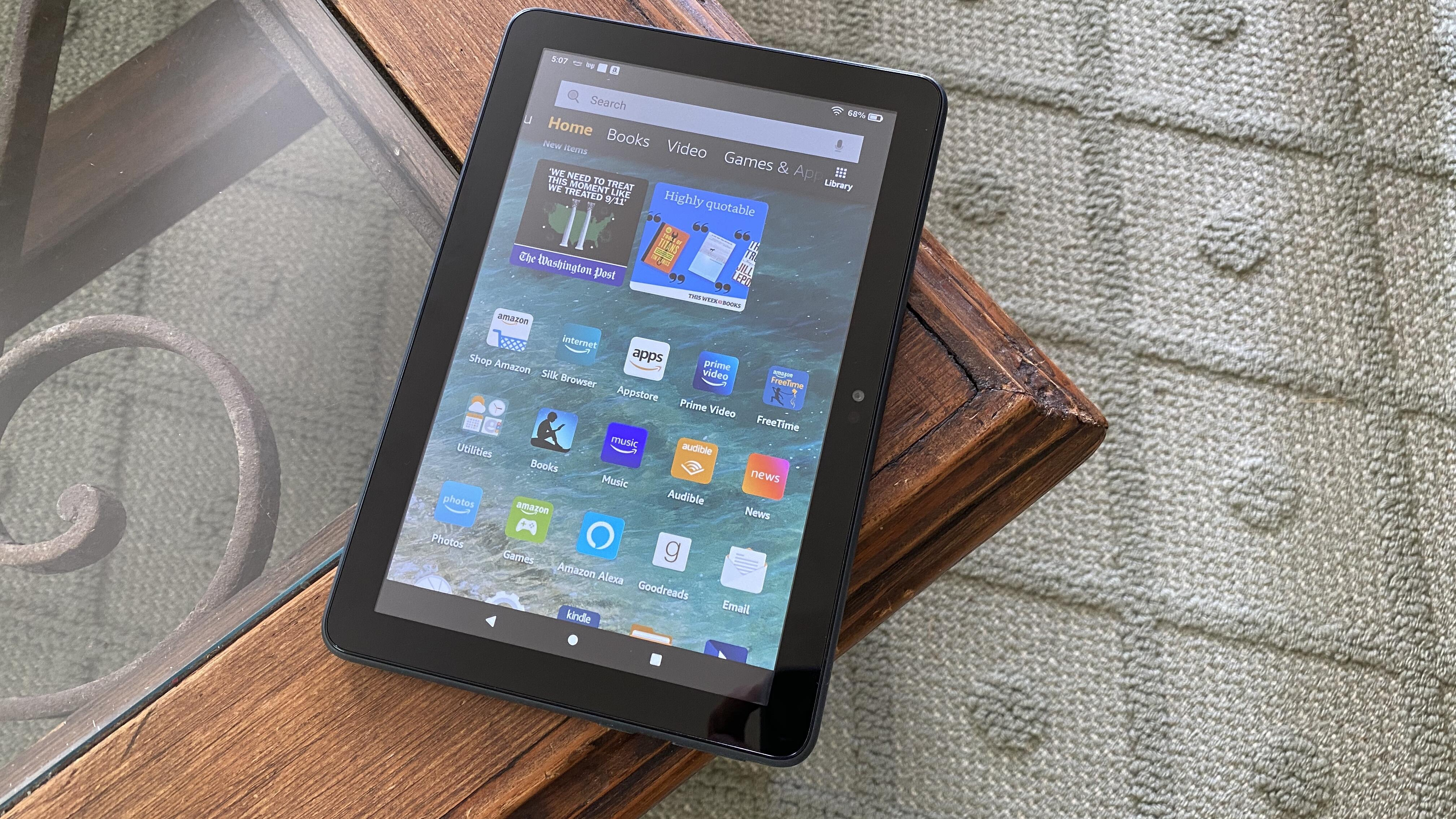 Flash sale: The Amazon Fire HD 8 Plus tablet with extras for