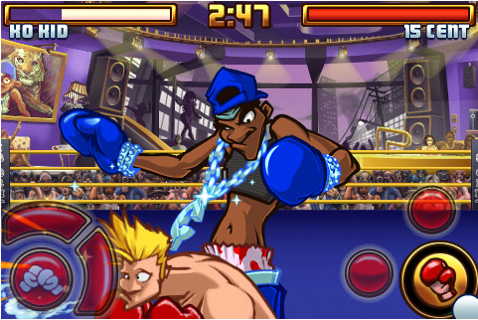 """The changes to Apple's iPhone developer agreement that appeared to ban ad networks like AdMob were apparently not a knockout blow, as the makers of """"Super KO Boxing 2"""" had their application with AdMob-served ads approved by Apple."""