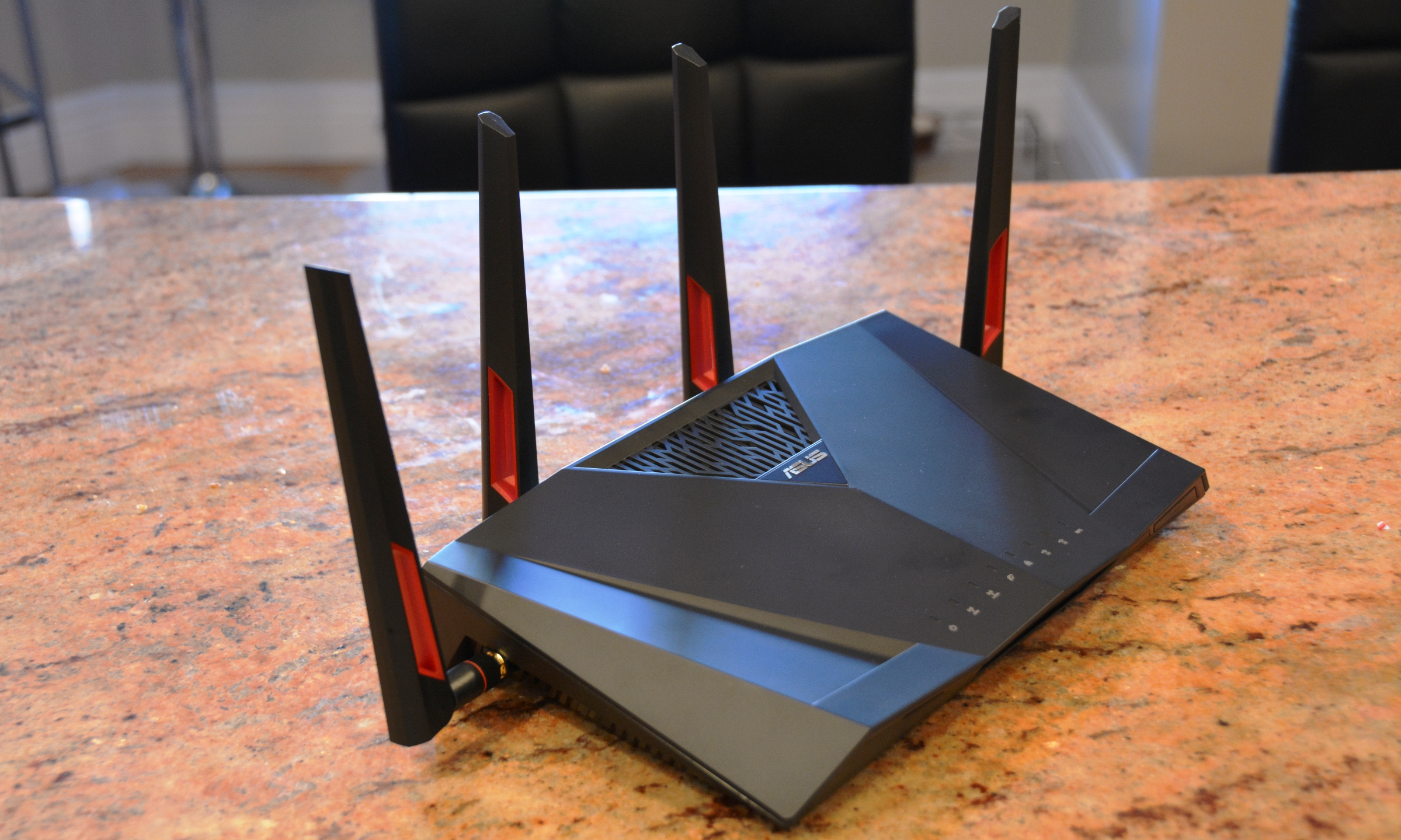 Upgrade your router