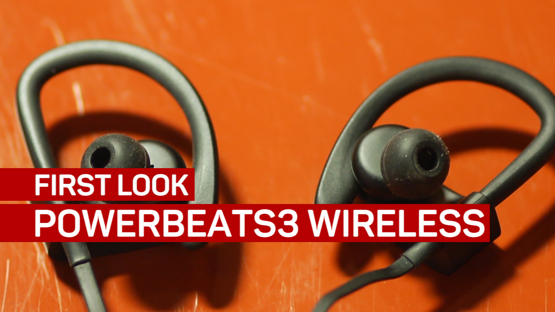 Video: Beats Powerbeats3 Wireless: Improved but still pricey