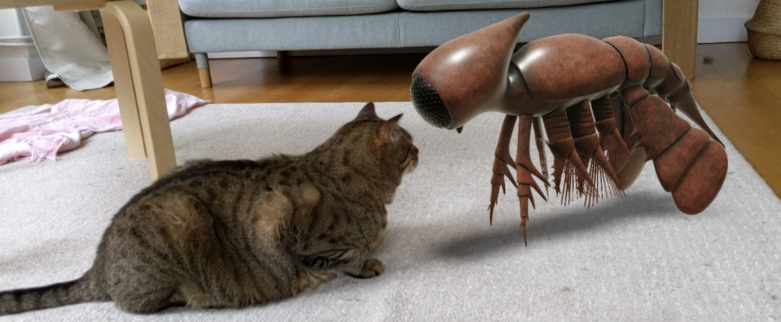 Google's AR update lets you unleash ancient creatures in your living room
