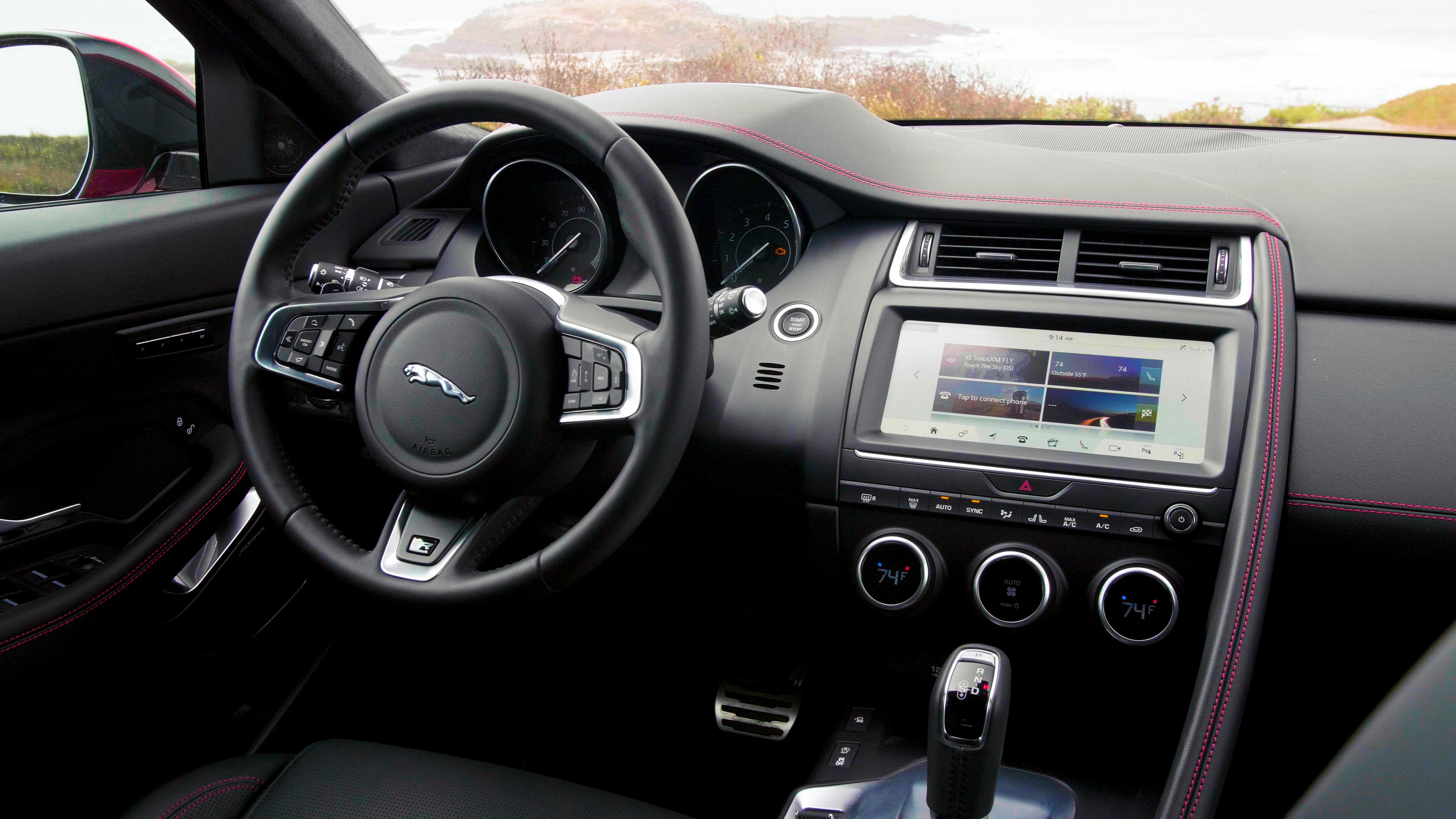 Video: Hands-on with Jaguar InControl Touch Pro in the 2018 E-Pace