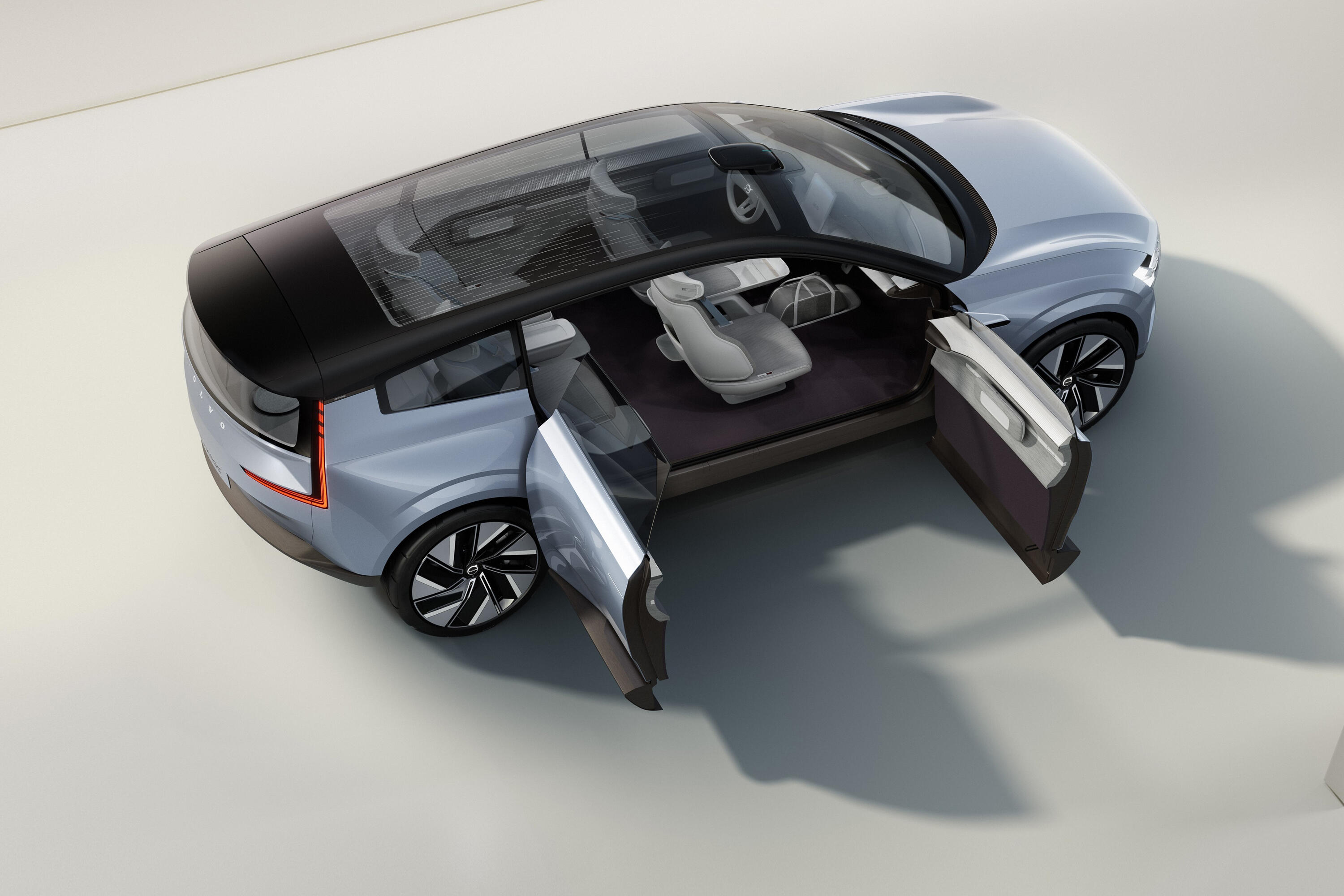 Volvo Real Names - electric