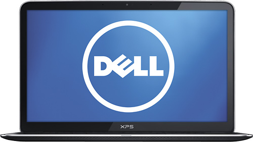 The Dell XPS 13 ultrabook