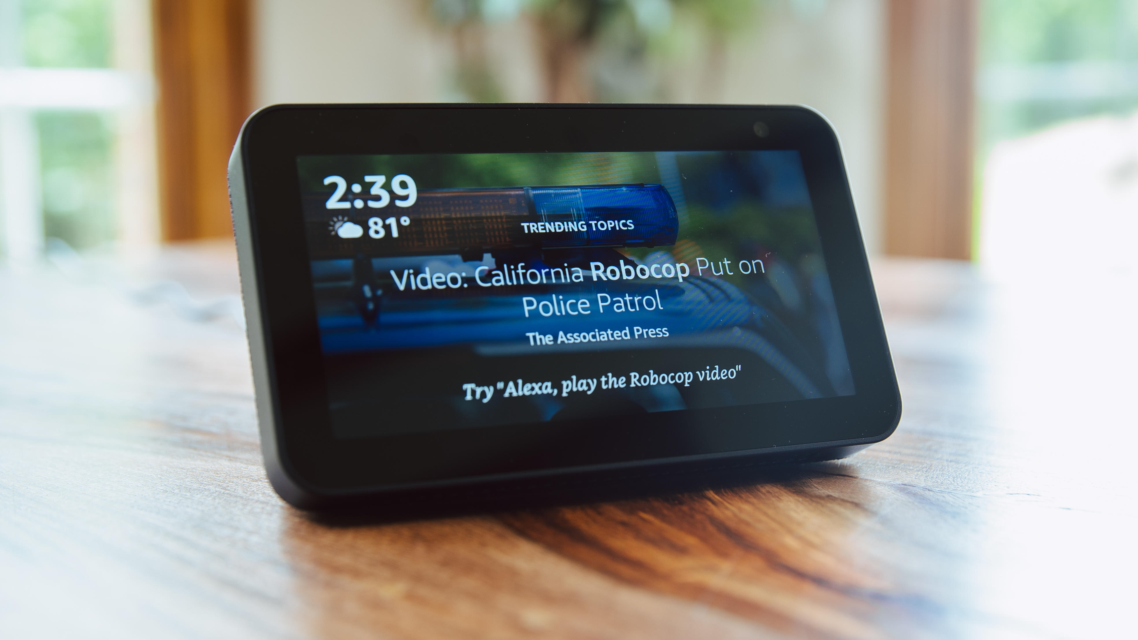Amazon Echo Show 5 Review This New 5 Inch Alexa Display Costs Under 100 Makes Smarter Alarm Clock Cnet