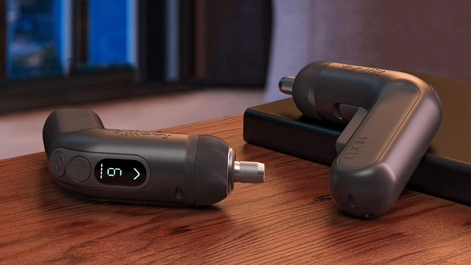 This tiny screwdriver features a magnetic chuck headlight and 6 gears for 35     - CNET
