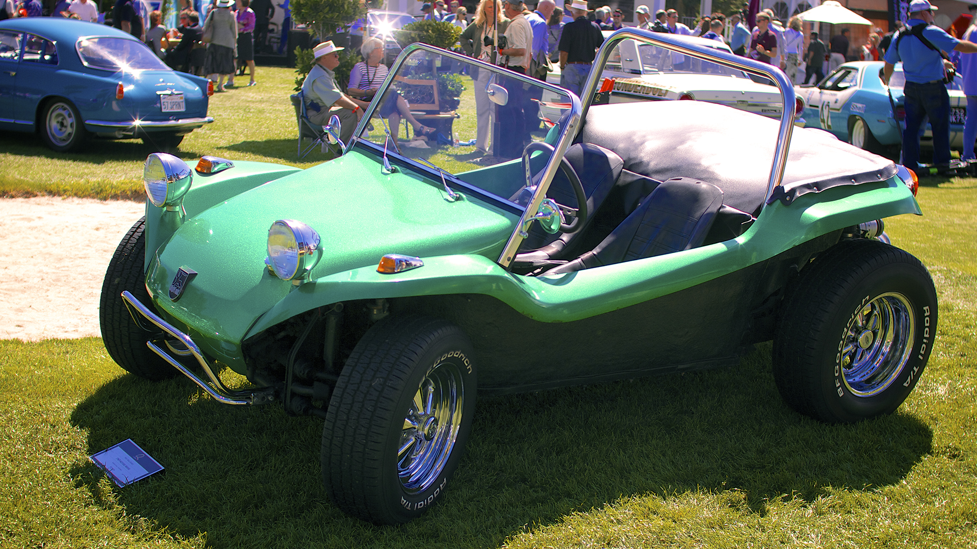 Video: Bruce Meyers: Meet the beach boy who invented the dune buggy