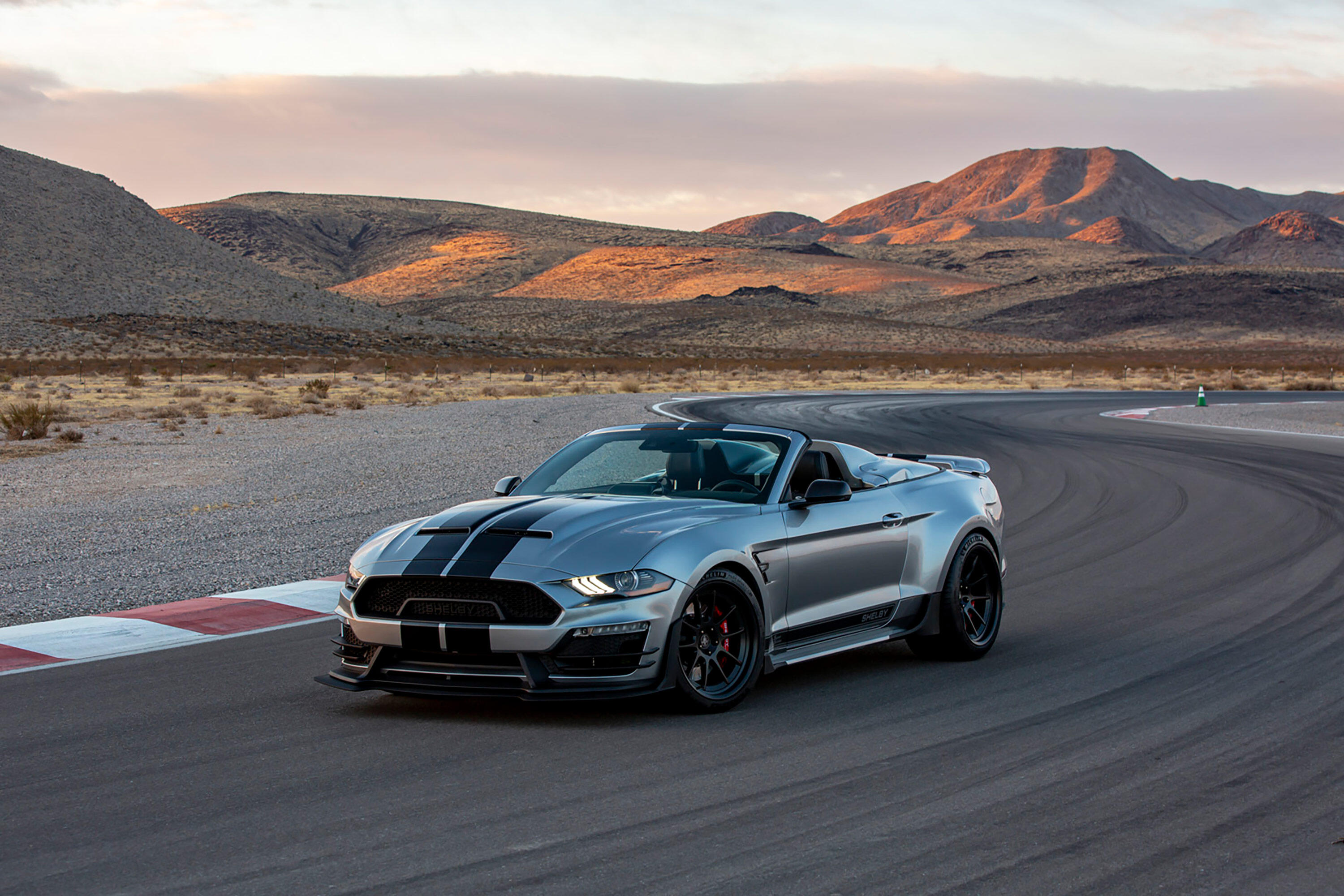 2021 Ford Mustang Shelby Super Snake Speedster - supercharged